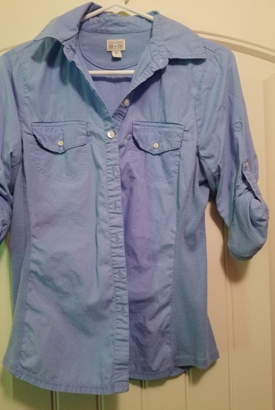 Converse Tops - Button up top